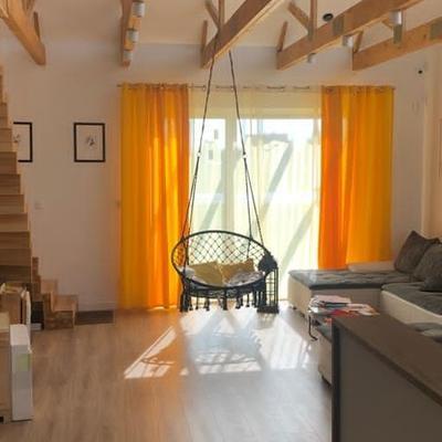 salon, wnętrze domu